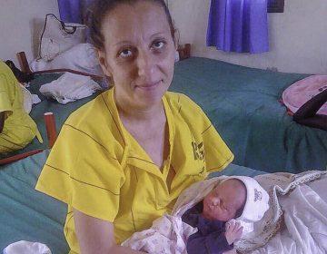 Mariana und Baby